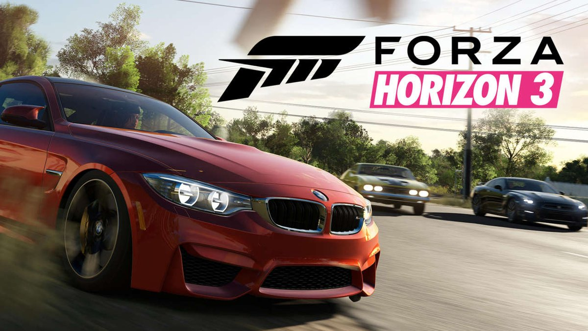 Forza Horizon 3 Launch Trailer 1