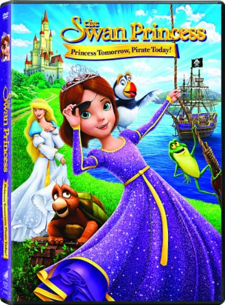 Enter to win The Swan Princess: Princess Tomorrow, Pirate Today. US. 9/16 https://t.co/Bfr7g6l9Ib https://t.co/MfIiNLh6Ie