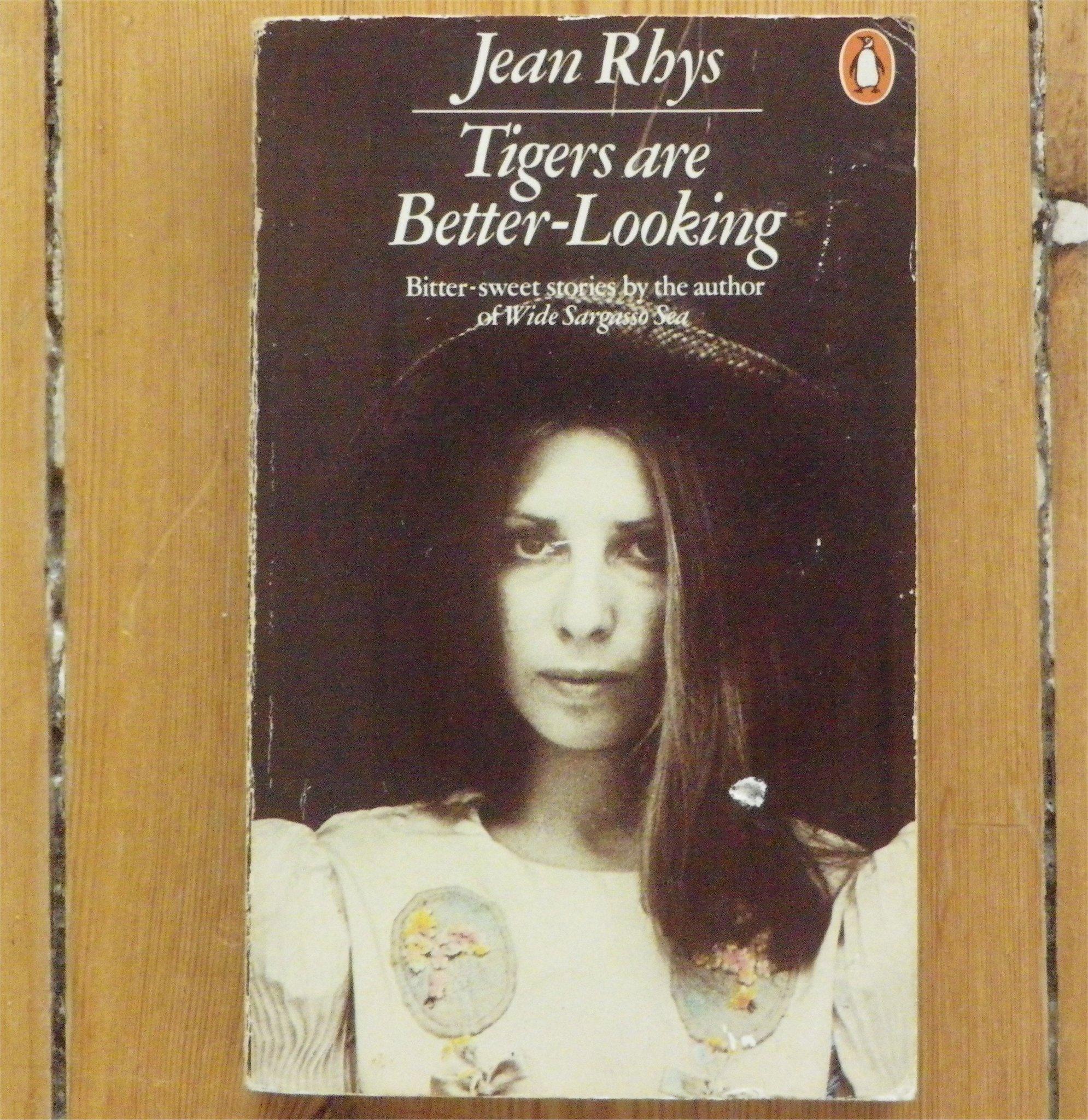 My favourite Jean Rhys #readingrhys https://t.co/sUsCu0kqjX
