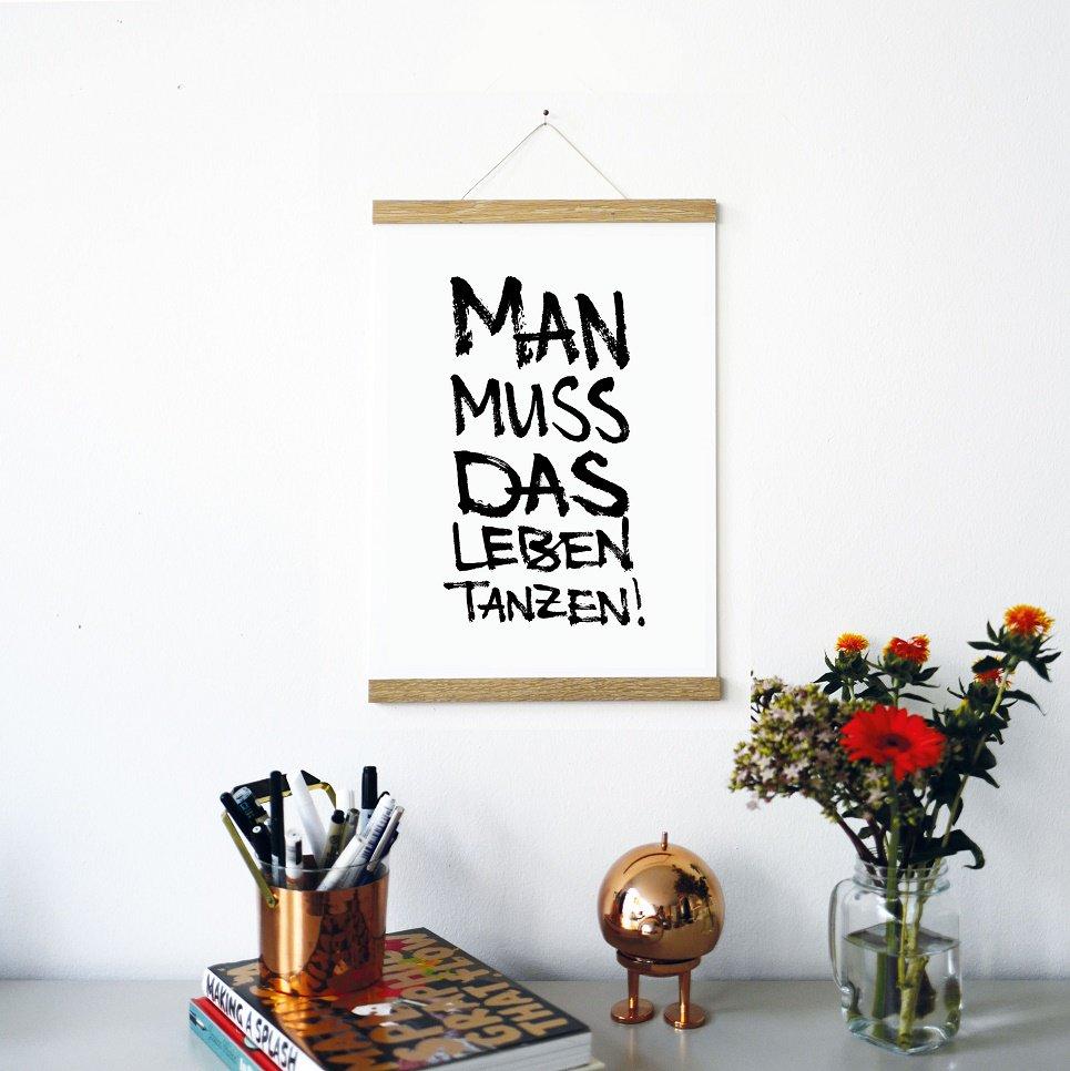 Formart Kunstdrucke On Twitter Man Muss Das Leben Tanzen