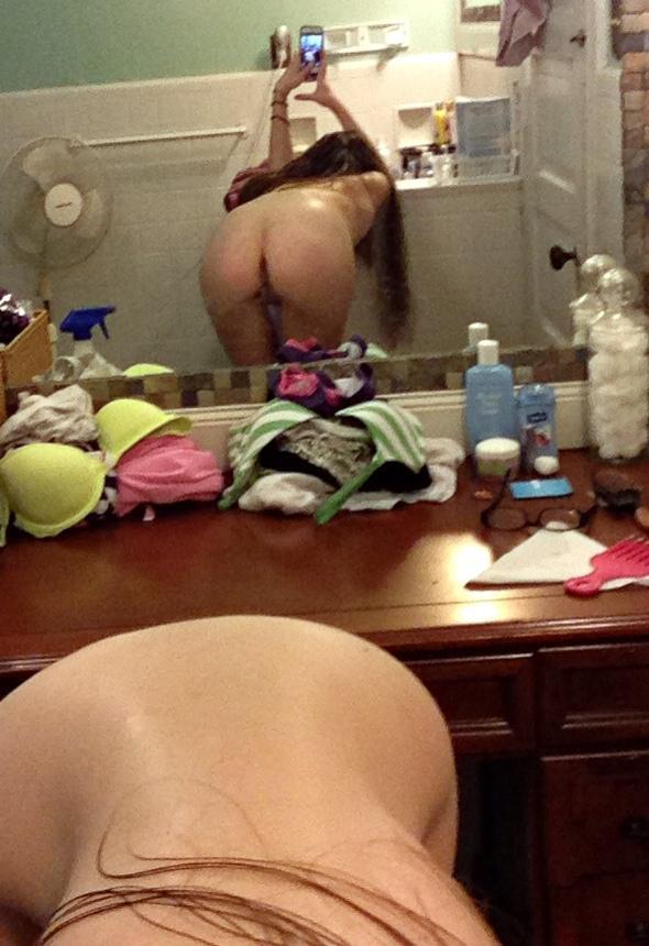 Nude Selfie 8399