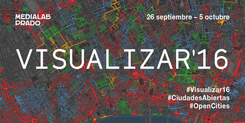 Medialab-Prado Visualizar'16