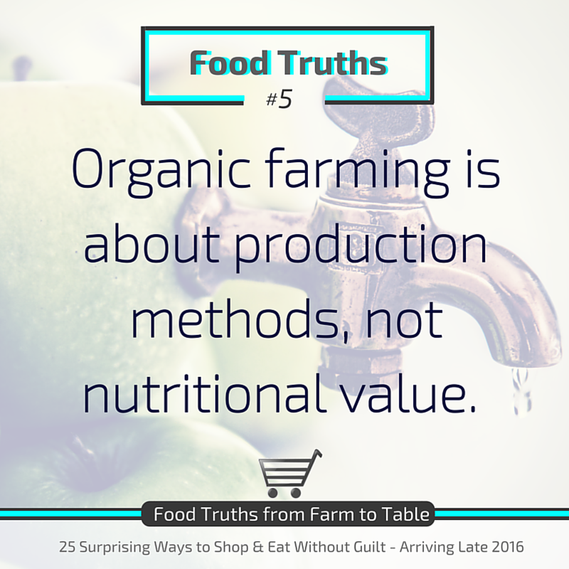 Organic is not the only way to farm, nor is conventional. Choice is critical on the #farm & in the store. #agchat https://t.co/Oe8rtUCof3