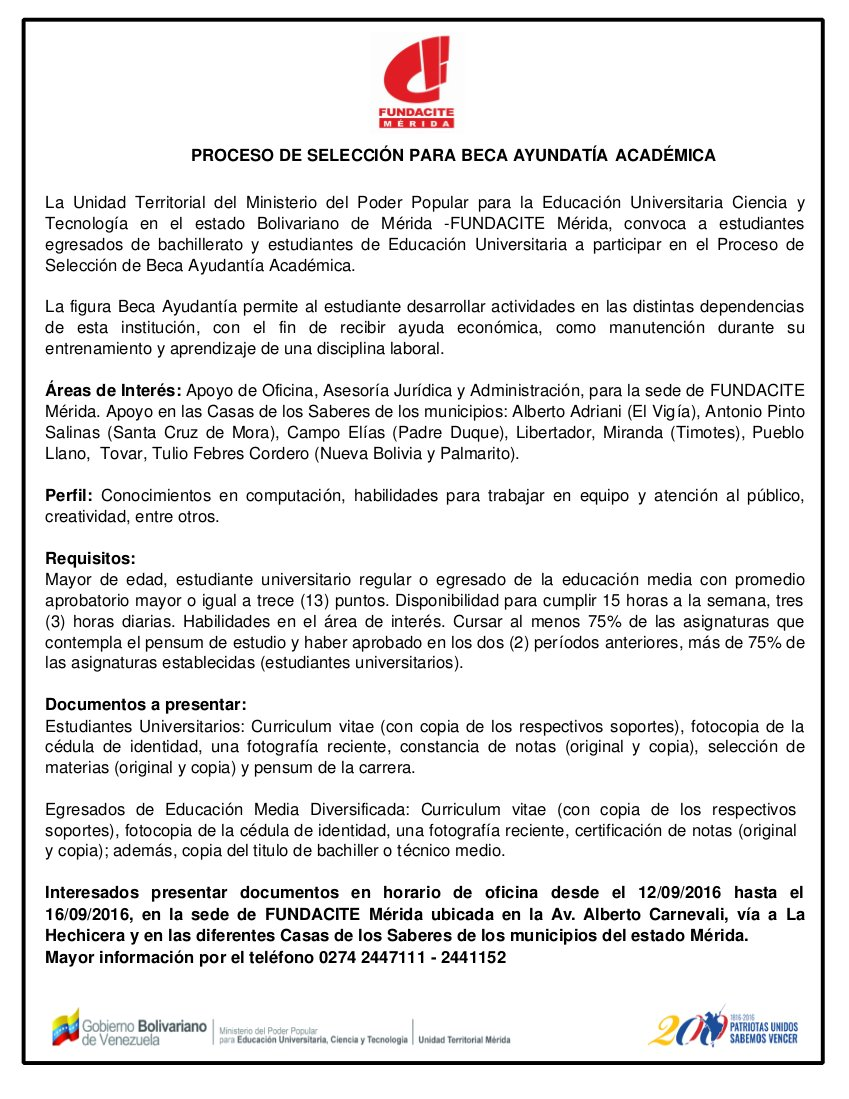 Famoso Curriculum Vitae De La Escuela Secundaria Para Becas ...