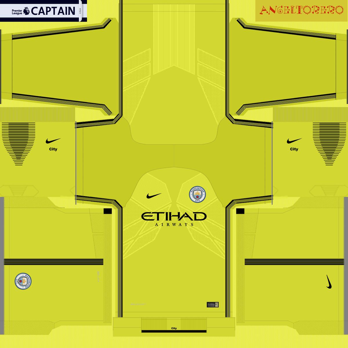 "Bagualudo on Twitter: ""Kits De uniforme do Manchester City ..."