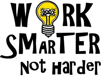 """Mikael Levén on Twitter: """"""""Work Smarter - Not Harder ..."""