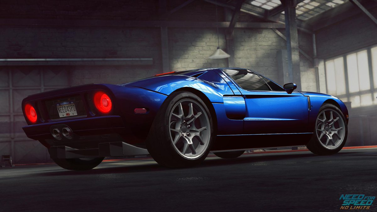 Need For Speed No Limits On Twitter Cop The Ford Gt Grab Some Extra Blueprints From The Loading Docks