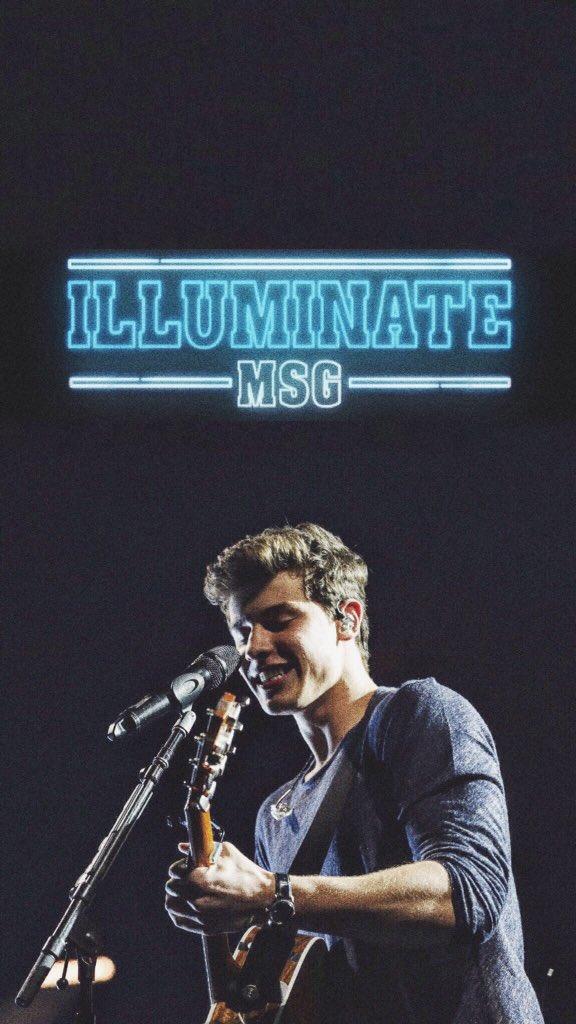 Free Band Locks On Twitter Shawn Mendes Illuminate MSG