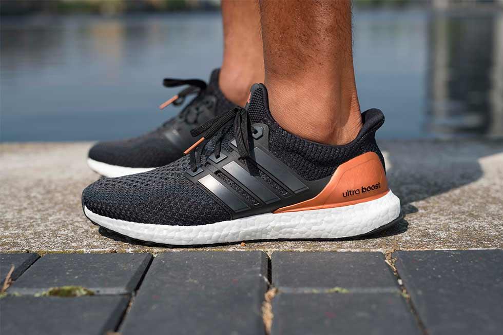 ForOffice | adidas ultra boost black bronze sole