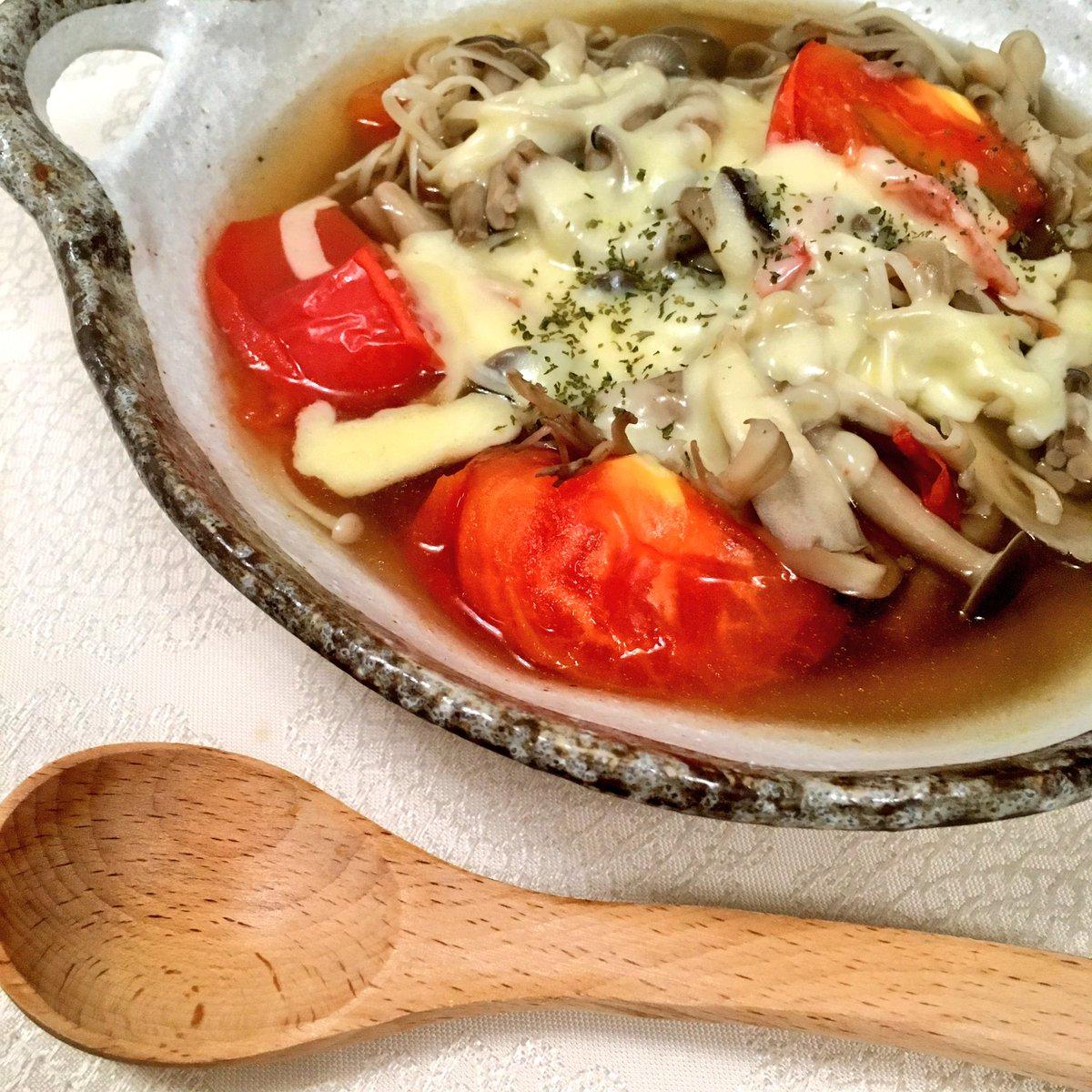 茸 卵 スープ 舞