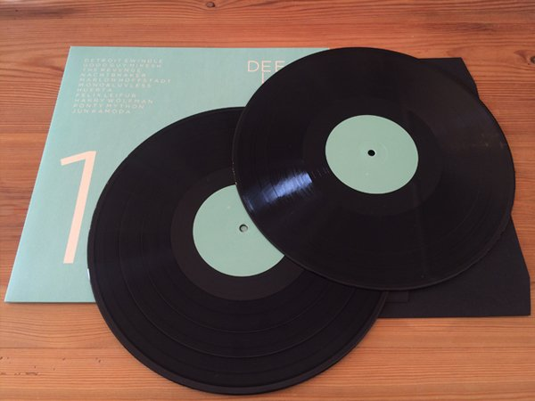 It's Here! Our 100th release, out today in all Stores! Get your #vinyl now -> https://t.co/EgfaUBW1l9 #deephouse https://t.co/qhTE9SeQob