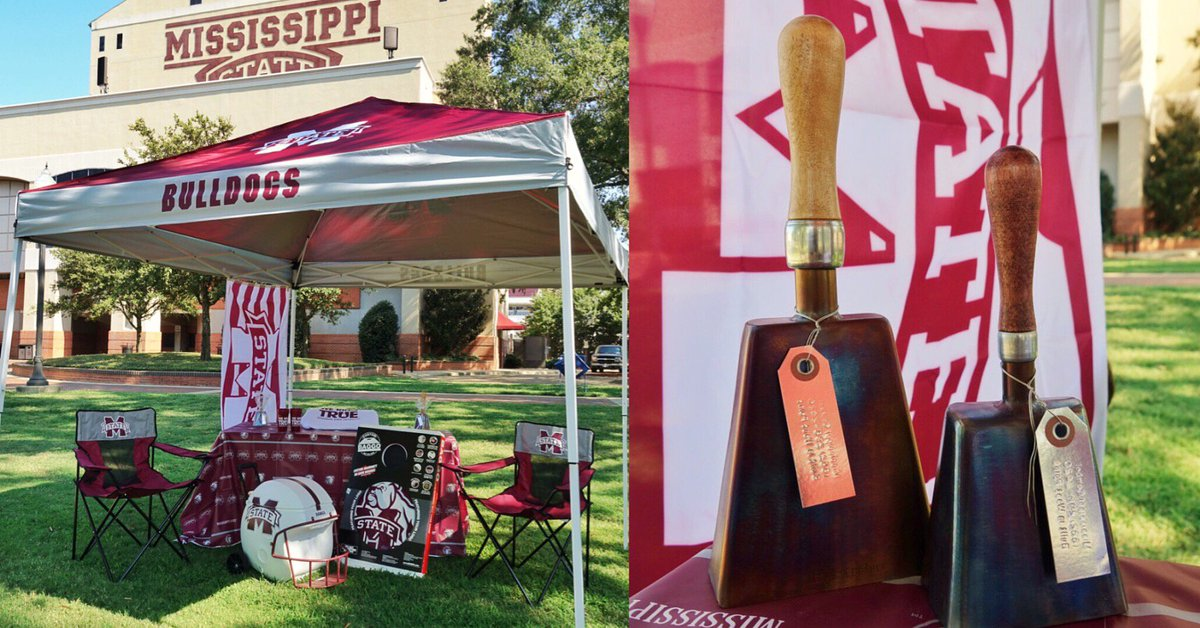Do you RING TRUE? Retweet for a chance to win the ULTIMATE TAILGATE GIVEAWAY for the MSU v. Auburn game on Oct 8. https://t.co/Ac9alQKthK