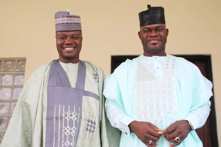 Speaker Kogi House of Assembly, Honourable Umar Ahmed Imam has this evening tendered his resignation in government house, Lokoja, the state capital.
