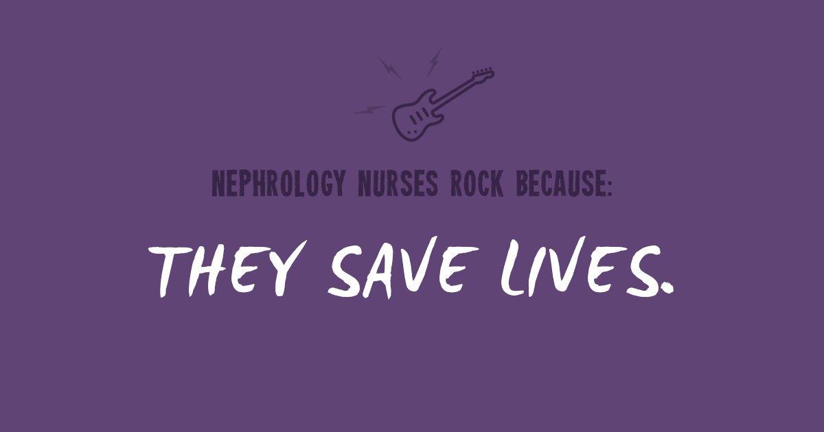 nephrologynursesweek hashtag on Twitter