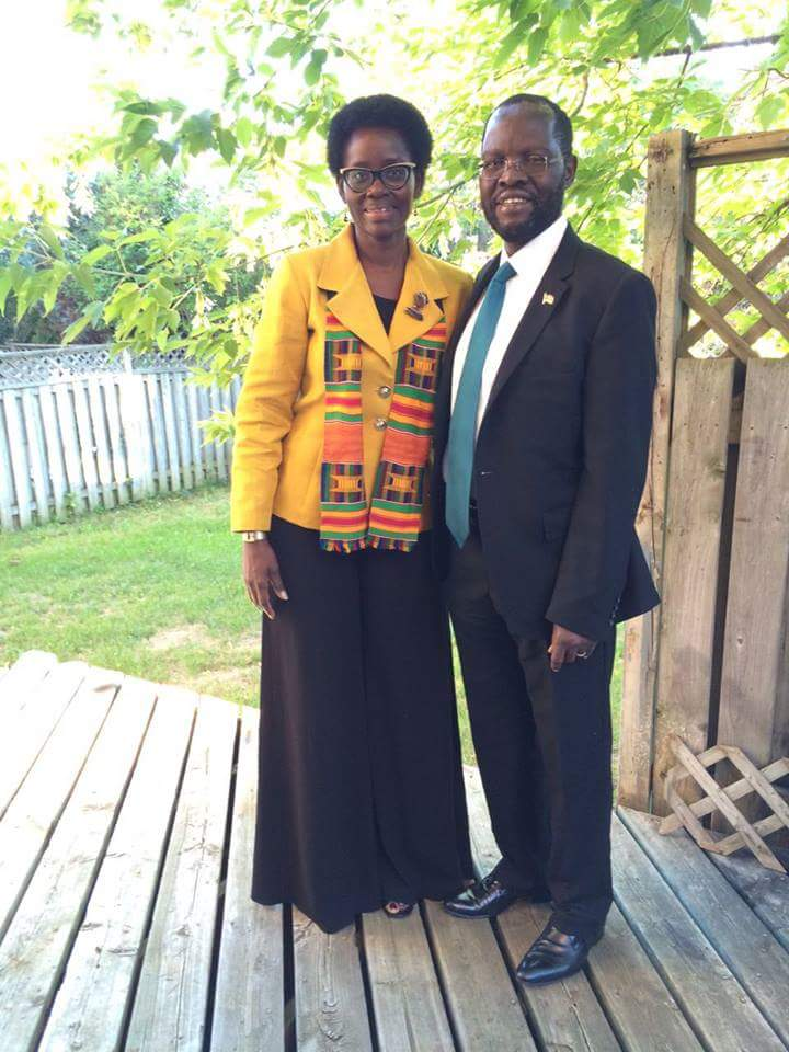 "With my wife Dorothy at the Toronto International Film Festival for the premier of ""Queen of Katwe"". @Lupita_Nyongo https://t.co/jnxbMziaaP"