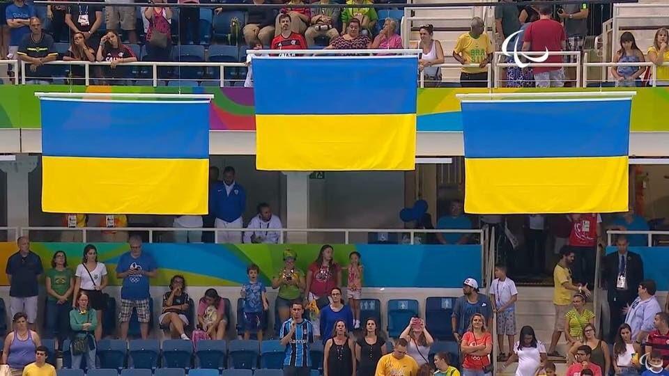 Украинская сборная в пятый день соревнований на Паралимпиаде-2016 завоевала 12 наград и удерживает третье место в медальном зачете - Цензор.НЕТ 5911