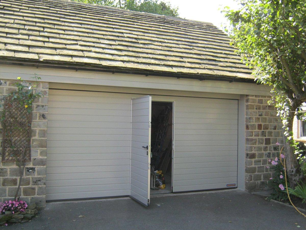Abi Garage Doors On Twitter New Install Huddersfield Hormann