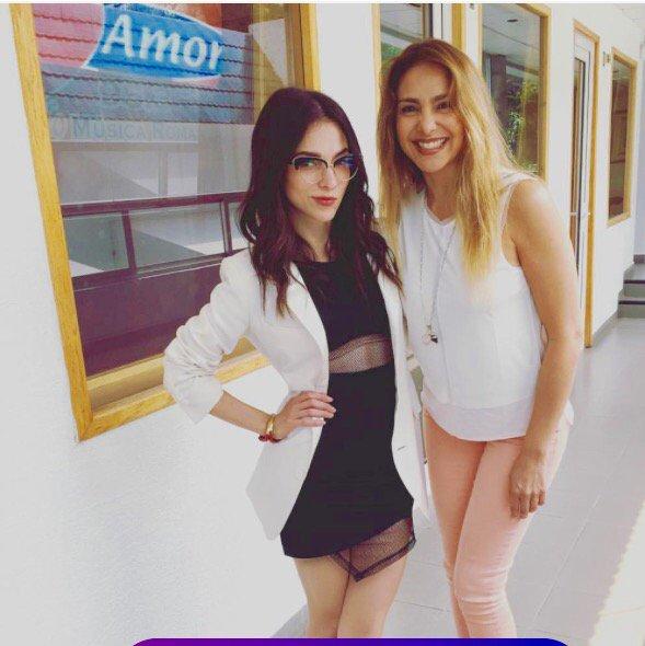Una entrevista muy @PatyCantu con su nuevo sencillo ROMPO CONTIGO!