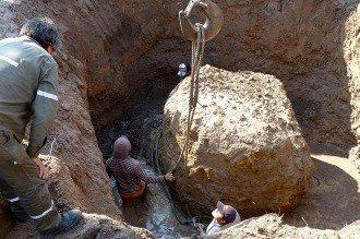 Hallan en Argentina el segundo meteorito más grande del mundo  CsLLOP1WAAApkEp