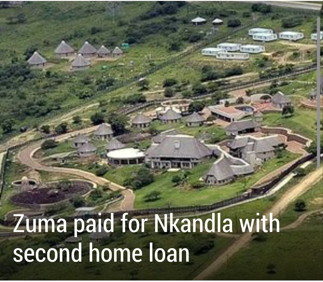 [News] South African president pays costs in ho ...