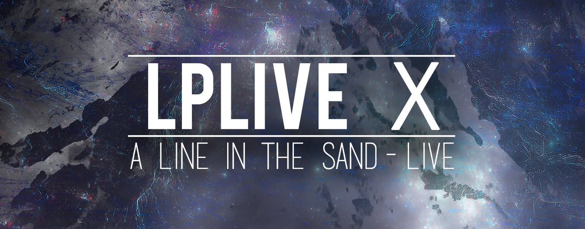 "LPLive turns 10 years old this week! Download ""A Line in the Sand"" (Live 2015): https://t.co/ych3hvPOMN #LPLiveX https://t.co/2UaRcYF9Wx"