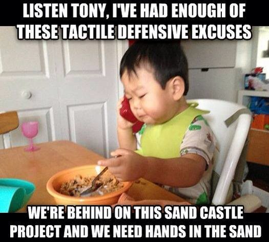 Sensational Kids On Twitter A Little Occupational Therapy Humour