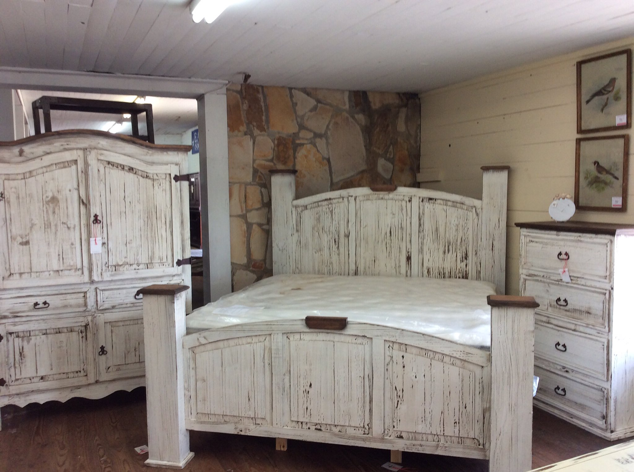 """Akins Furniture on Twitter: """"Texas Rustic of Louisianas """"Antique"""