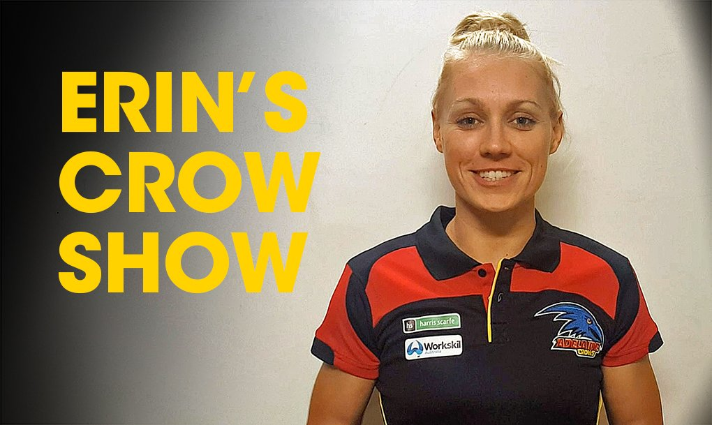 Thumbnail for Crows sign Erin Phillips