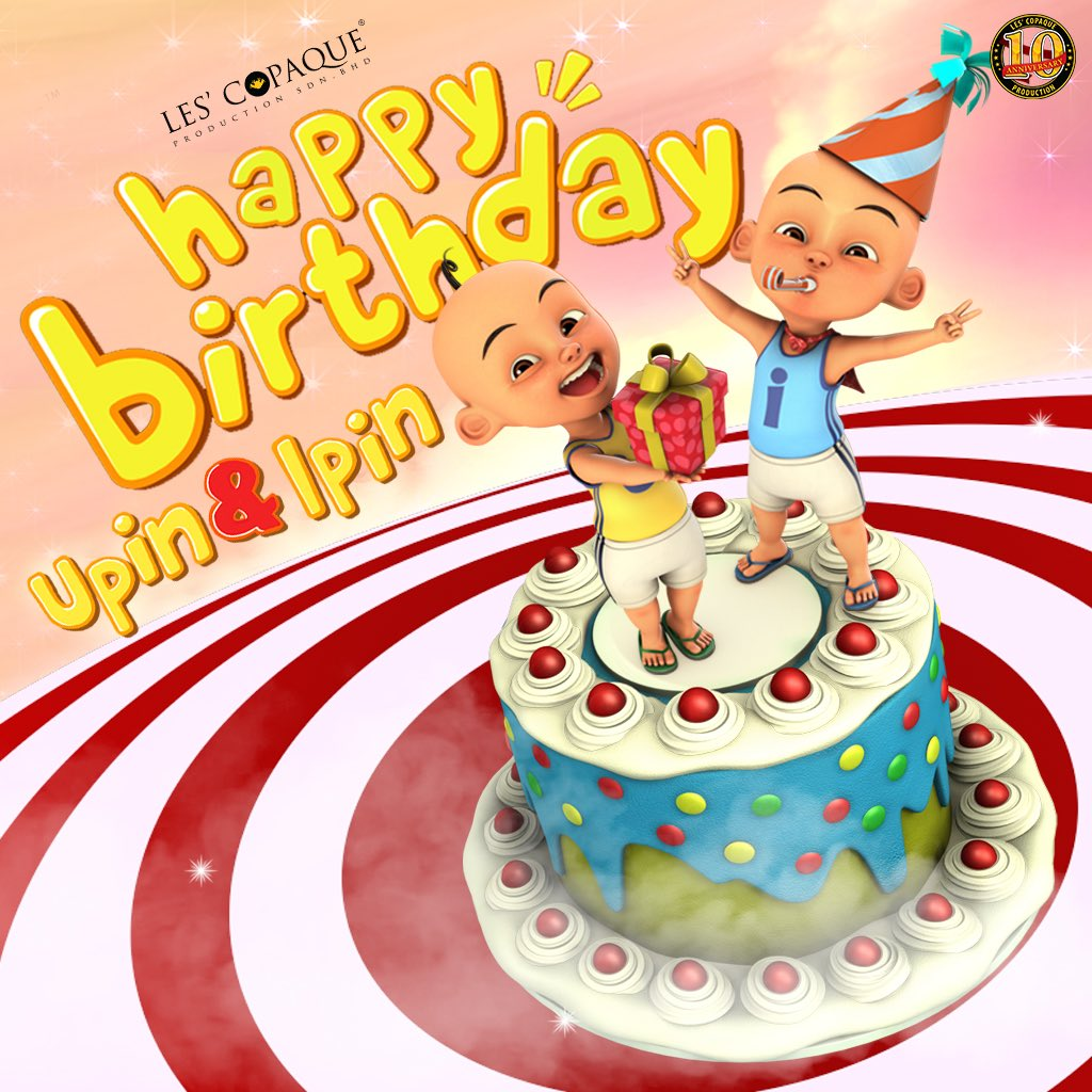 Upin Ipin Official on Twitter Did you know itss 13 September