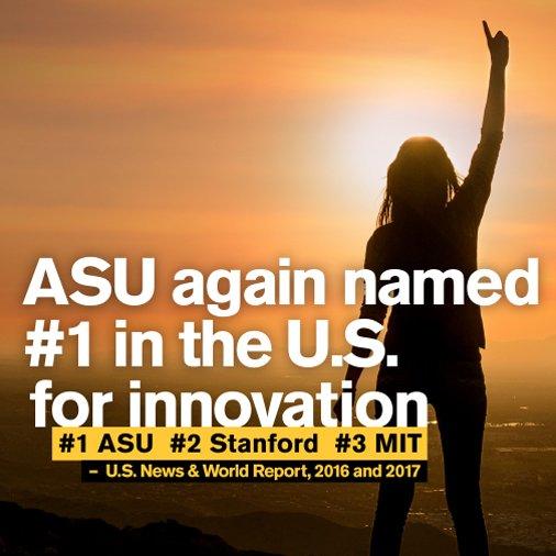 BREAKING:  #1innovation, again