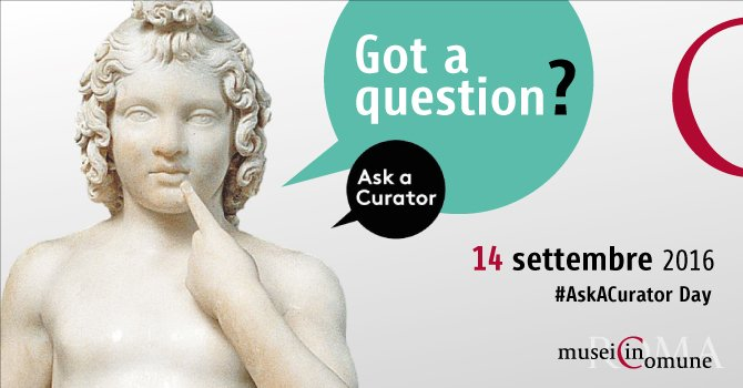 Thumbnail for Ask a Curator 2016