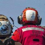 米海軍の軍人のヘルメットに書いていた日本語が、完全にダメなやつだ!