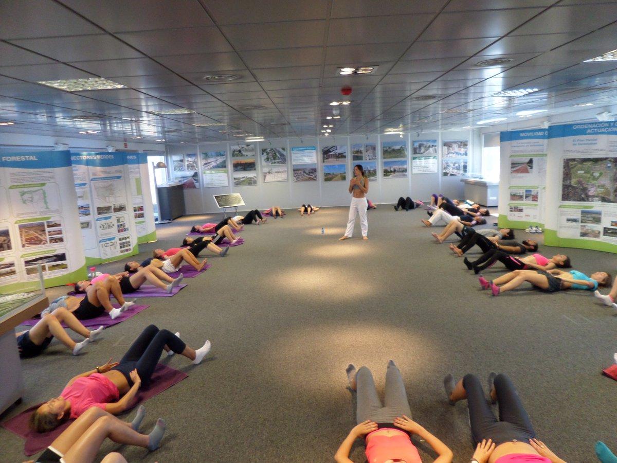 yoga valdebebas
