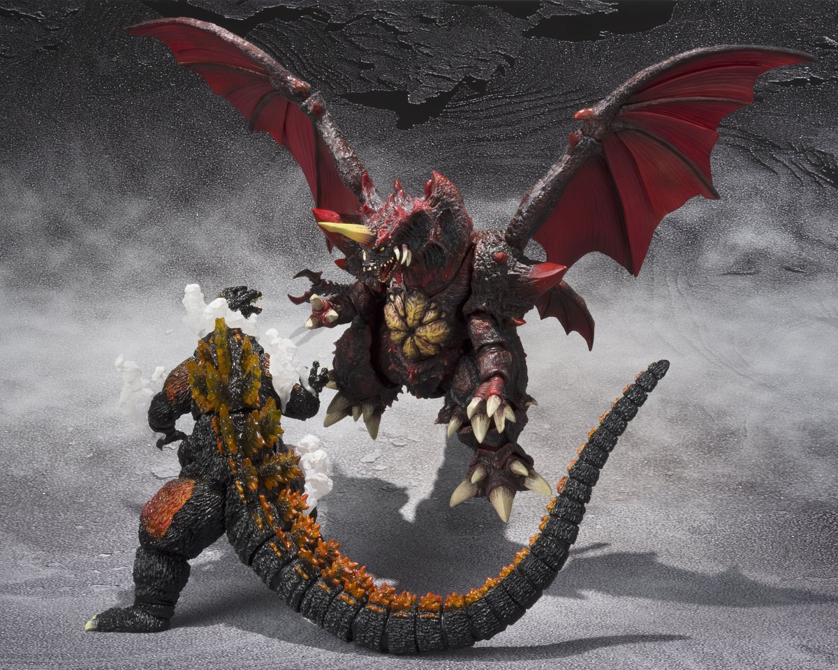 Godzilla Jr Vs Destroyah