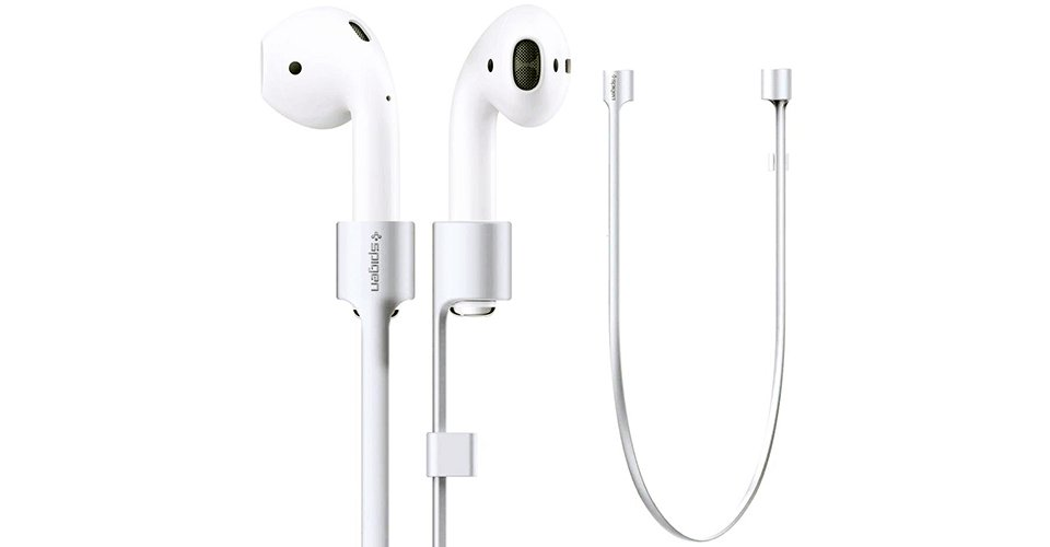 Foppishdork together with  on airpod leash apple wireless earphones