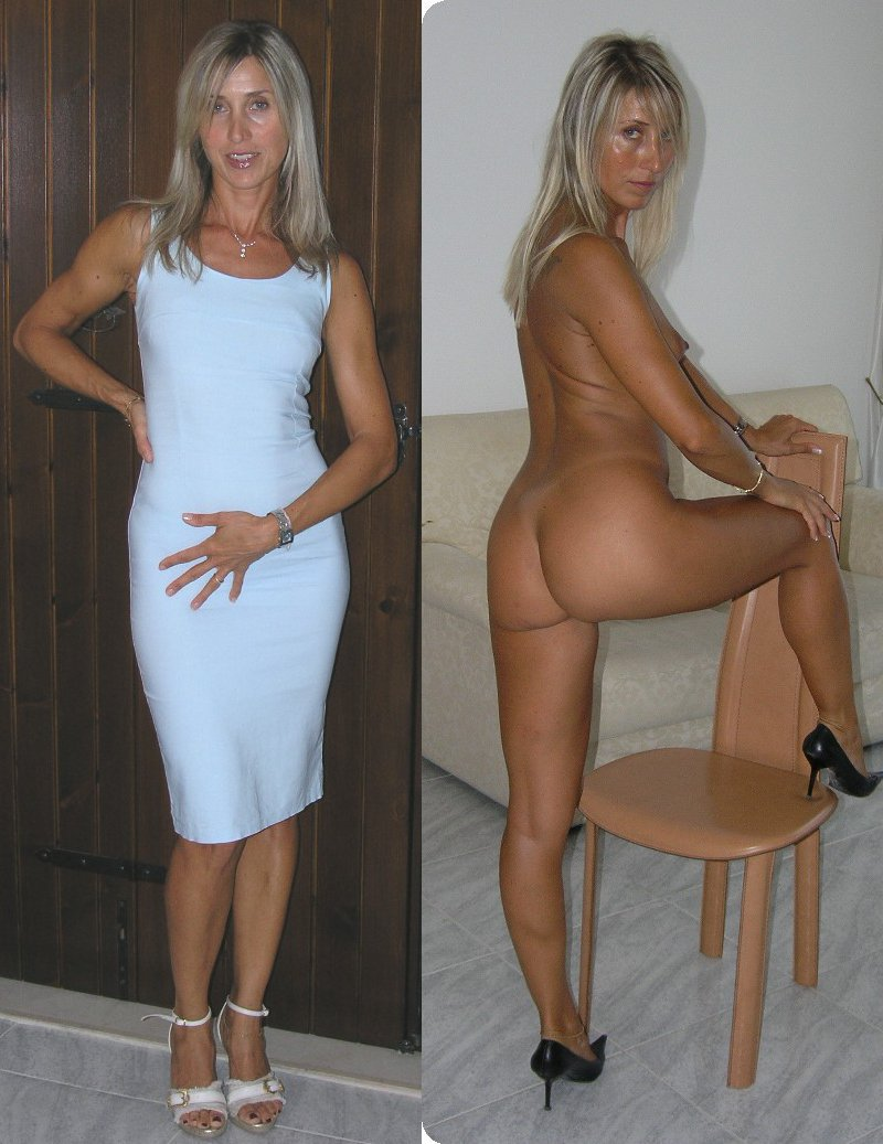 Tall sexy naked milfs