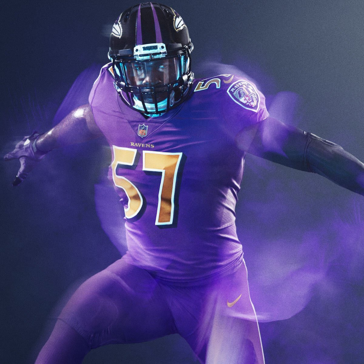 What do you think of the #ColorRush? I like it. #RavensFlock https://t.co/dartTiatWP