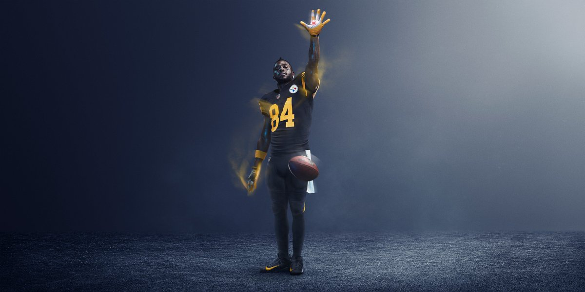 best service 2280d a700d Pittsburgh Steelers on Twitter: