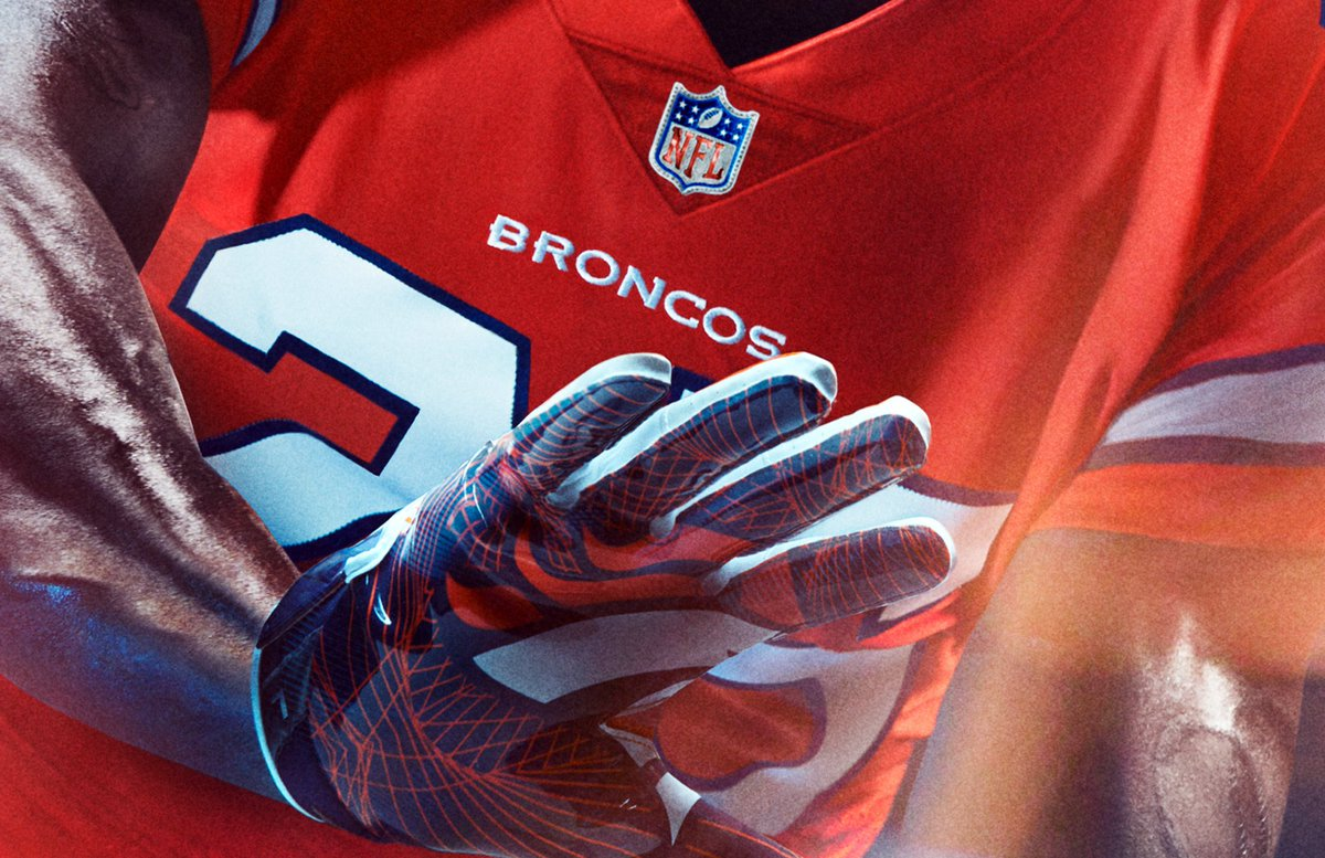 new concept 1a342 ca94f Denver Broncos on Twitter: