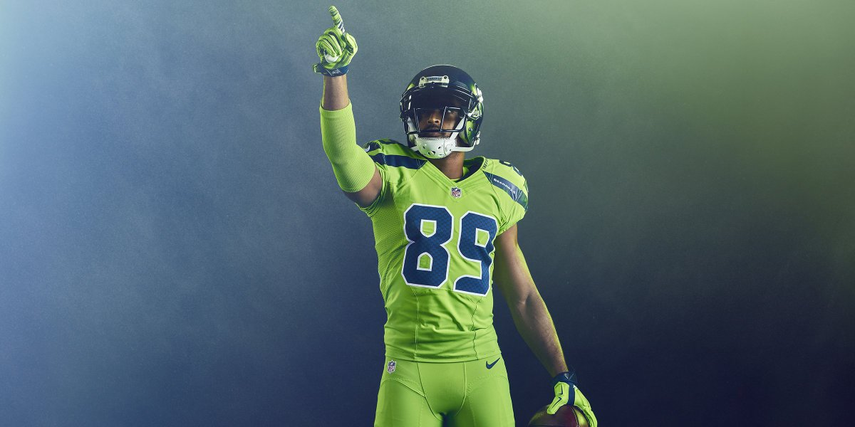 huge selection of 3a9a2 64b9f Seattle Seahawks on Twitter: