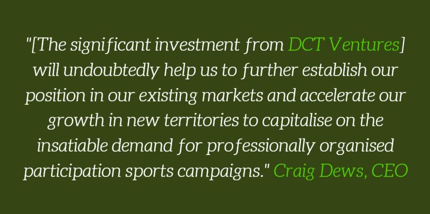 Read more from CEO @CraigDews on the investment of @dctventures @DC_Thomson at https://t.co/TuGHy2uVep  #ActiveWorld https://t.co/lOLYDgjXYZ