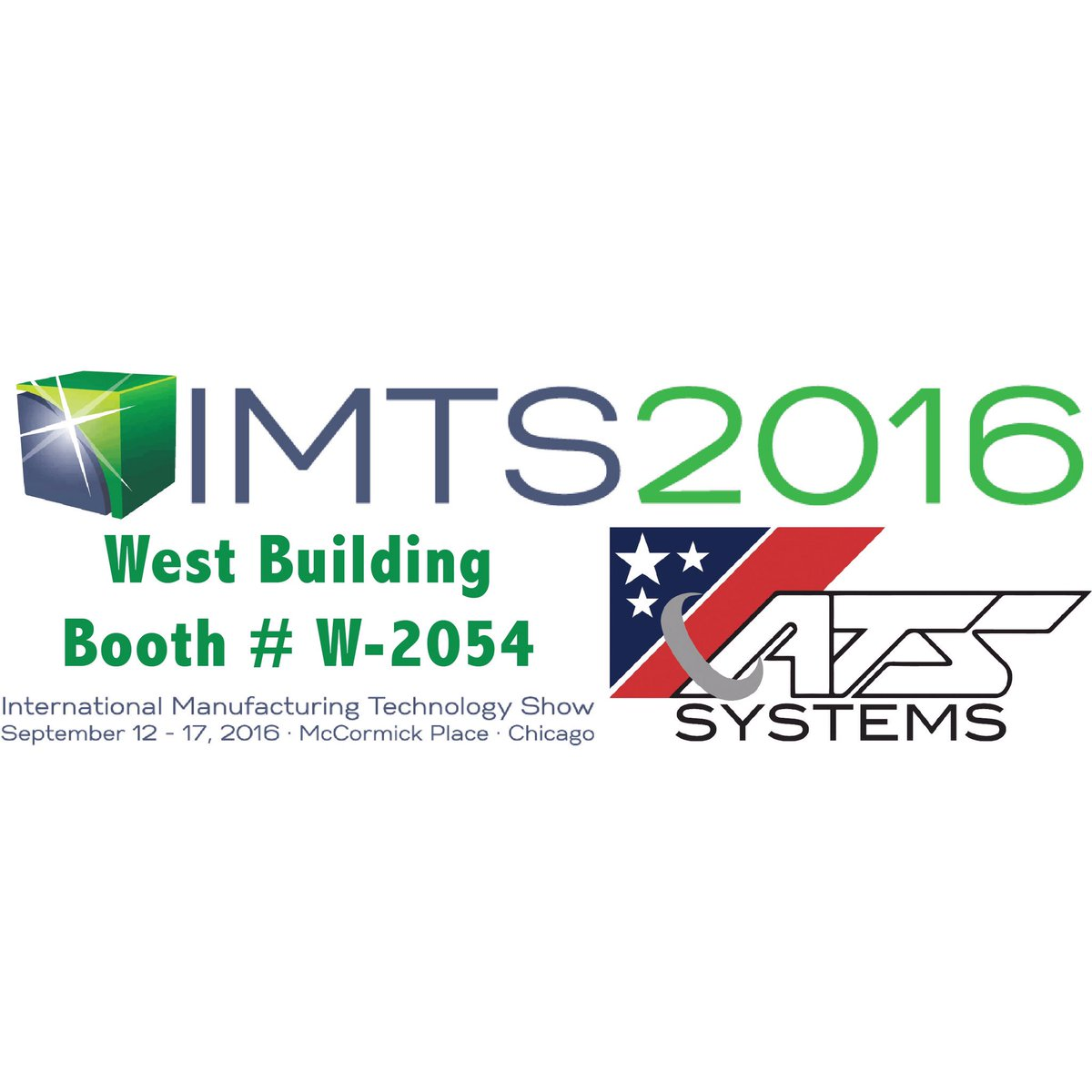 ats systems on twitter good morning chicago good morning imts ats systems on twitter good morning chicago good morning imts imts imts2016 workholding automation highpressurecoolant t co nqjknre9ic