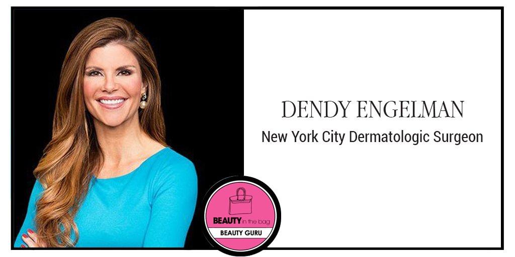 Meet #BeautyGuru DENDY ENGELMAN: NYC Dermatologic Surgeon  @MDCSNYC https://t.co/zf57ksnNFq https://t.co/m6JfgCciaQ
