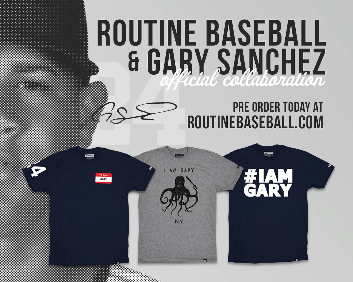 new style 19321 59437 Gary Sanchez on Twitter: