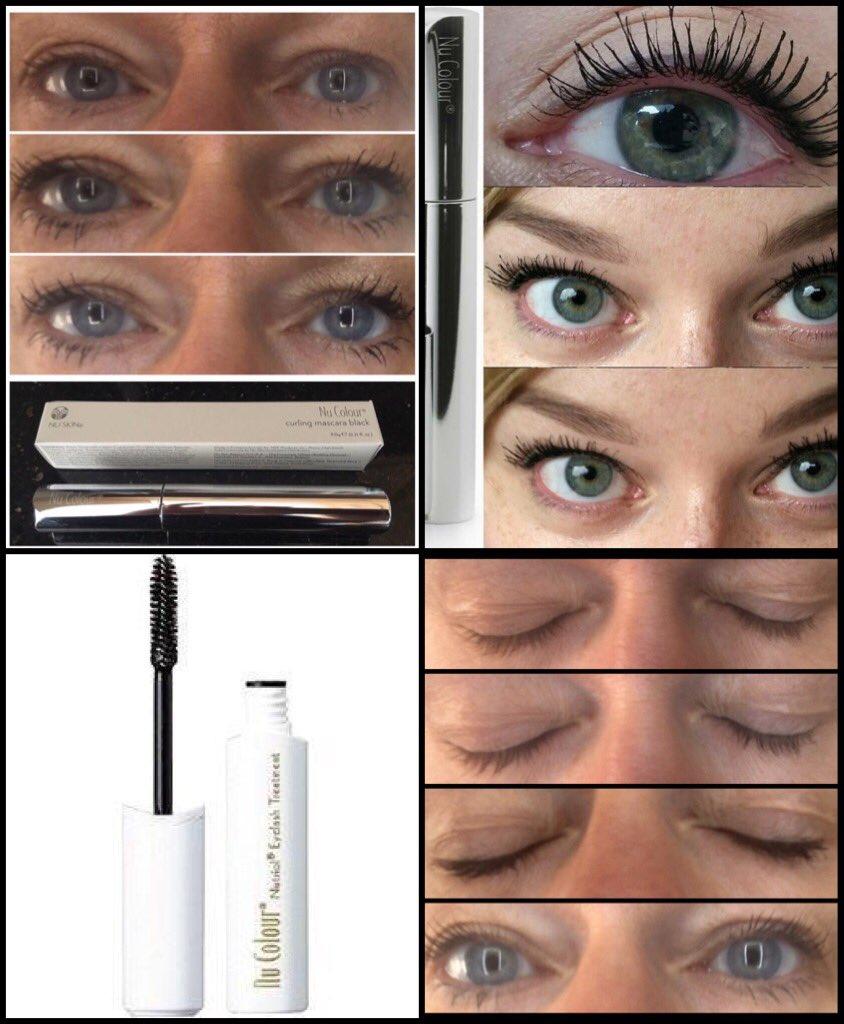 275e61d8297 I love Nu Skin Curling Mascara & Nutriol Eyelash Treatment.  #LovelyLongLashes pic.twitter.com/57fB3s0hMl