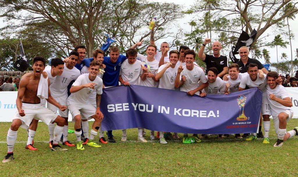 "Clasificados Al Mundial Sub 20: Alejandro Ruzal On Twitter: ""#Vanuatu (por Primera Vez) Y"