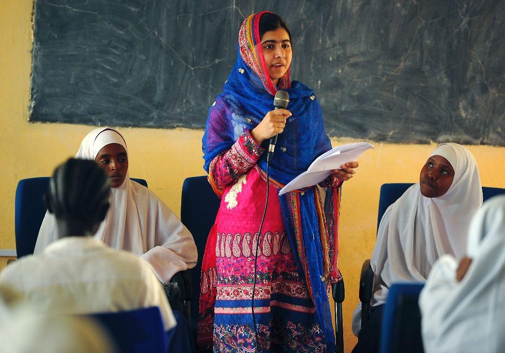 Nobel Peace Prize Malala Yousafzai : Nobel Peace Prize