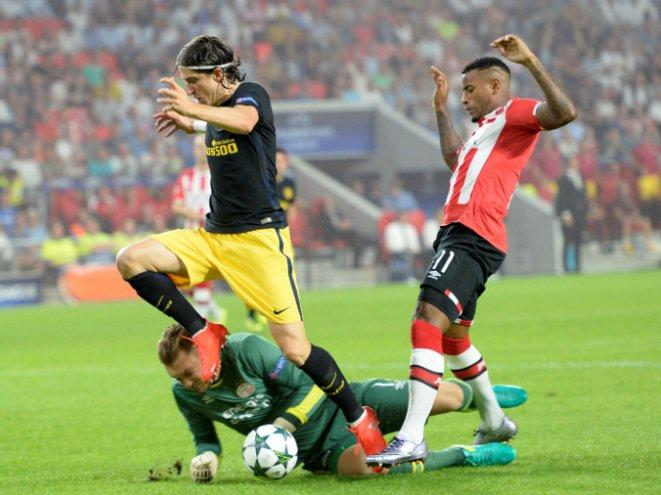 PSV, sin Santiago Arias, cayó frente al Atlético de Madrid en Champions League ➜https://t.co/O2dWcXXtsO https://t.co/WJBKHatTCT