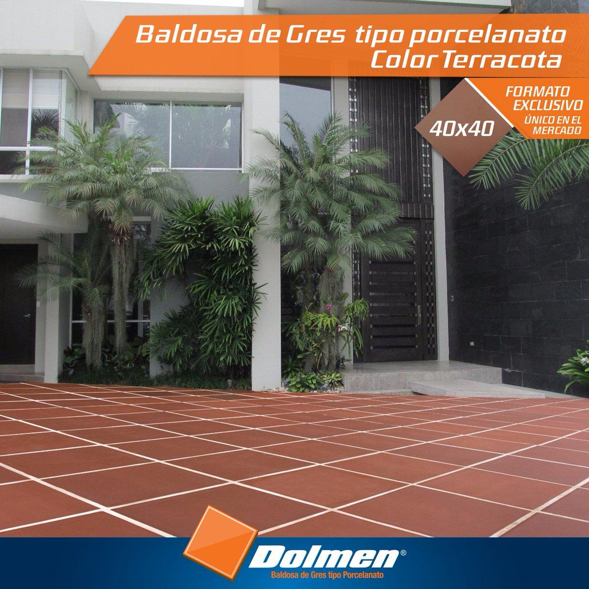 Dolmen ecuador on twitter realza los pisos exteriores de for Baldosas para pisos exteriores