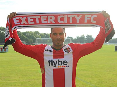 NEWS: Reuben Reid signs for Exeter City  https://t.co/ncI5TvAuvI  #ECFC https://t.co/1q6yq6nnZv
